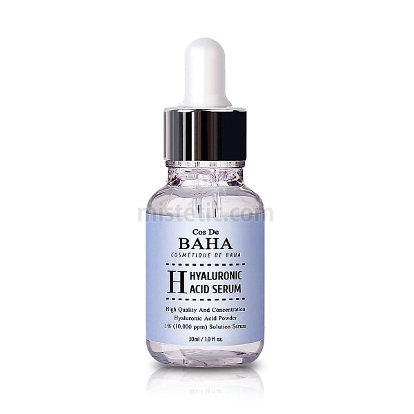 Cos De BAHA Pure Hyaluronic Acid Serum