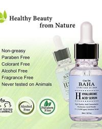 not tested on animals, paraben free, alcohol free
