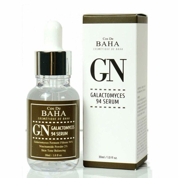 galactomyces serum by Codebaha 94 percent + niacinamide + hyaluronic acid