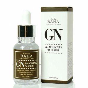Cos De BAHA Galactomyces 94 Serum Product package