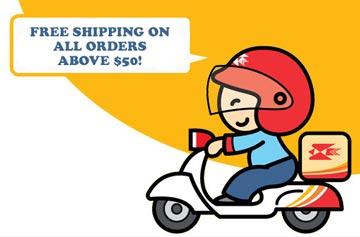 Free shipping EMS Korea Post