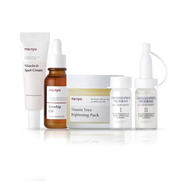 Manyo Factory Brightening Skin Care Set