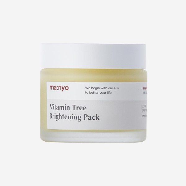Manyo Vitamin Tree Brightening Pack