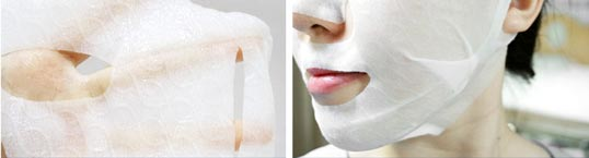 How to use HYGGEE ALL-IN-ONE Wrinkle Care Mask
