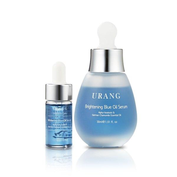 URANG Brightening Blue Oil Serum 15/30ml 1