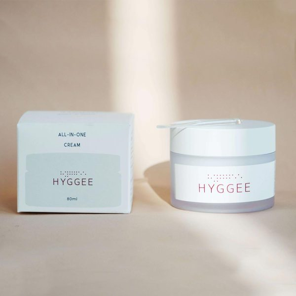 Hyggee All in One Cream ingredients