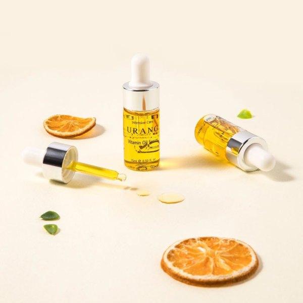 URANG Glow Oil Serum for sensitive skin