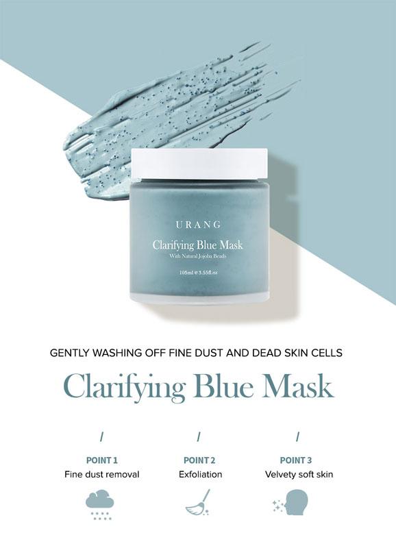Clarifying Blue Mask functions