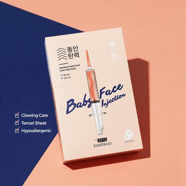Banobagi Babyface Injection Mask reviews