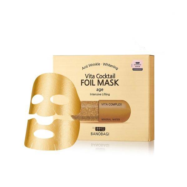 Banobagi Vita Cocktail Foil Mask Age