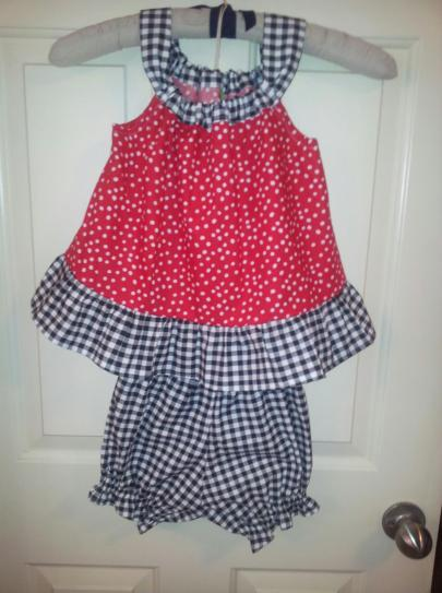 Made by Mice creative fabric aprons, dresses and accessories