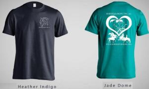 Horses for Hope tshirts