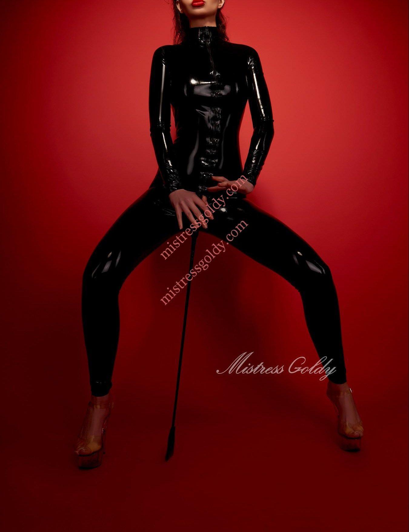 Fresh Look #23 - Mistress Goldy - Професcиональная Госпожа ...