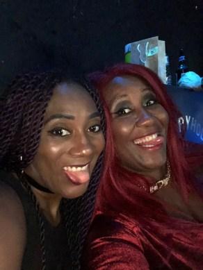 Madame Caramel and I