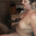 OMG! Watch this white wife creaming instantly on a Black granpa Monster BBC!