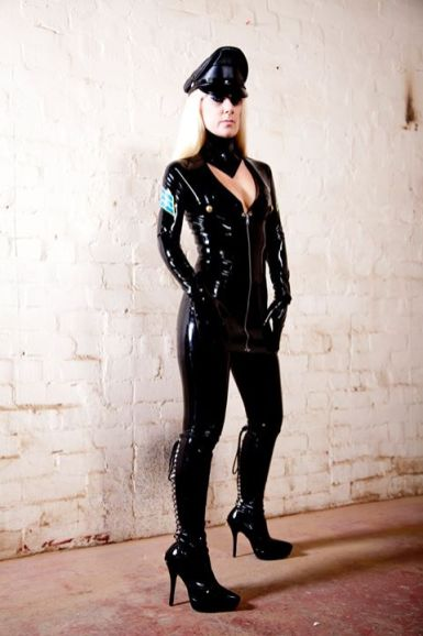 experienced prodomme mistress