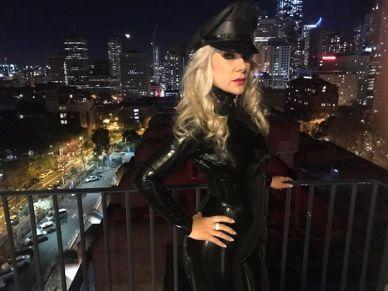 Mistress Serena Sydney experienced mistress prodomme