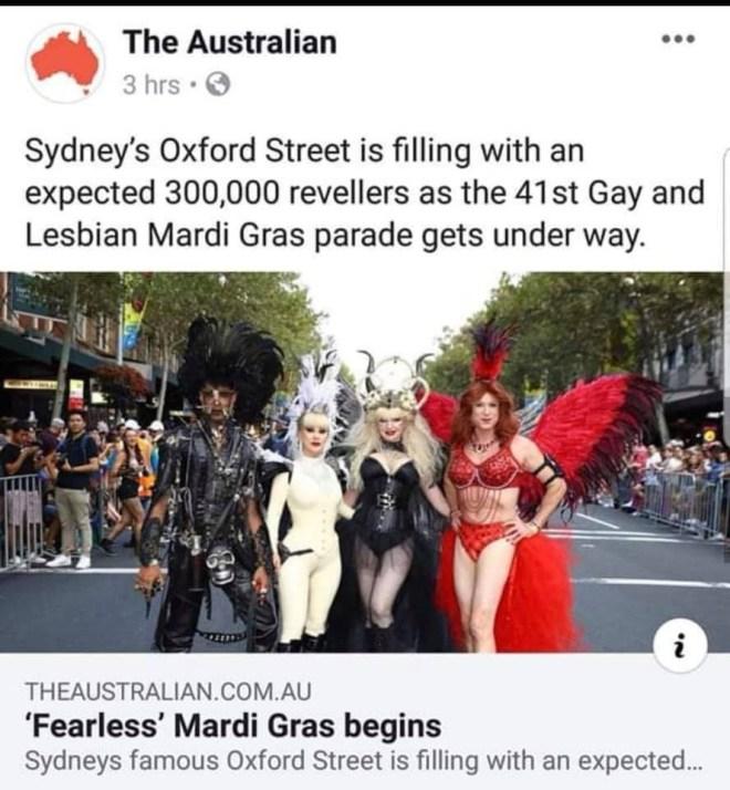 mistress sydney serena prodomme femdom dominatrix The Australian Newspaper 2019