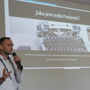 Prezentacja z Prekonferencji Młodych lekarzy Rodzinnych, Łódź 2019