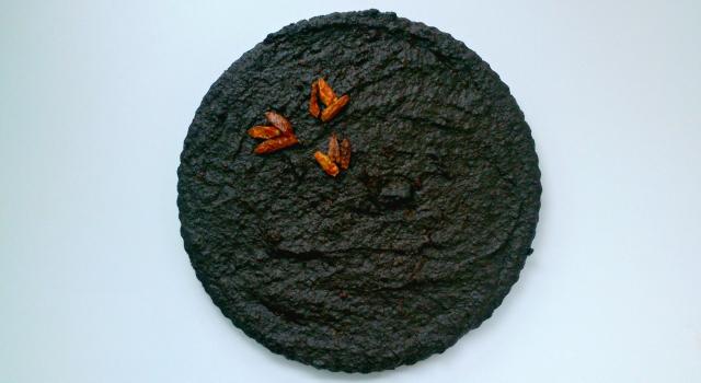 Ciasto brownie z chilli z buraków. Wegańskie i bezglutenowe.