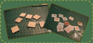 Cortar madera y láminas