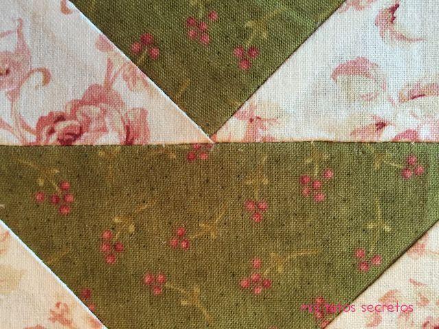 Vuelo de la oca patchwork 11