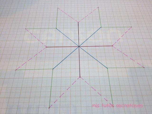 Estrella de ocho puntas 1