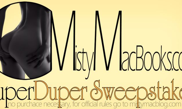 MISTYMACBOOKS SUPER DUPER SWEEPSTAKES OFFICIAL RULES