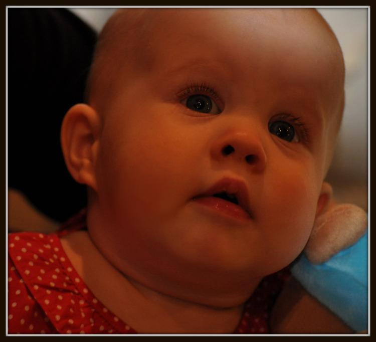 Happy First Birthday Zoe Grace!
