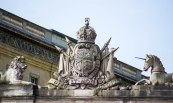 Facade Buckingham Palace
