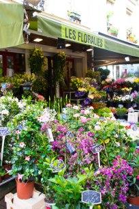Flower Shop Rue Cler