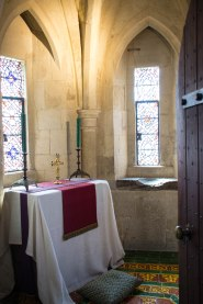 King's Private Chapel - White Tower - The Tower