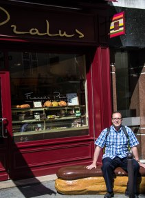 Pastry Shop Paris