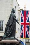 Queen Victoria Statue - Windsor