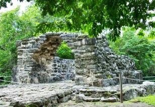 San Gervasio-Mayan-CIty Gate