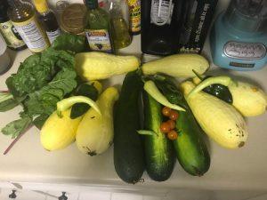 Garden Harvest Veggies