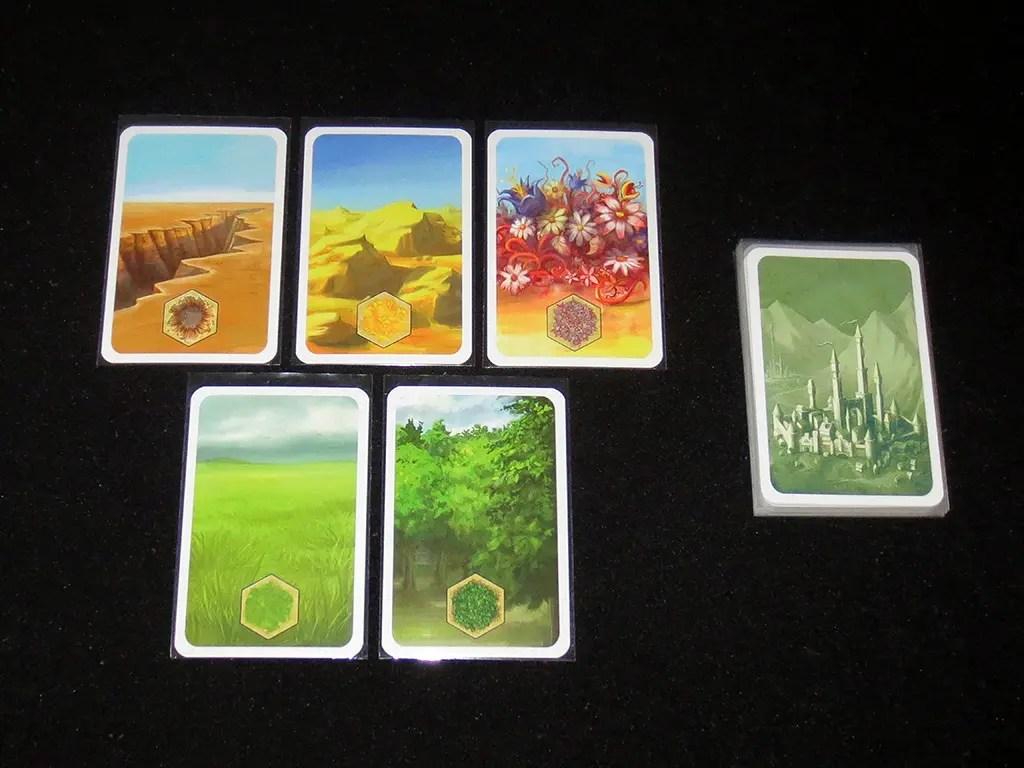Cartas de Terreno