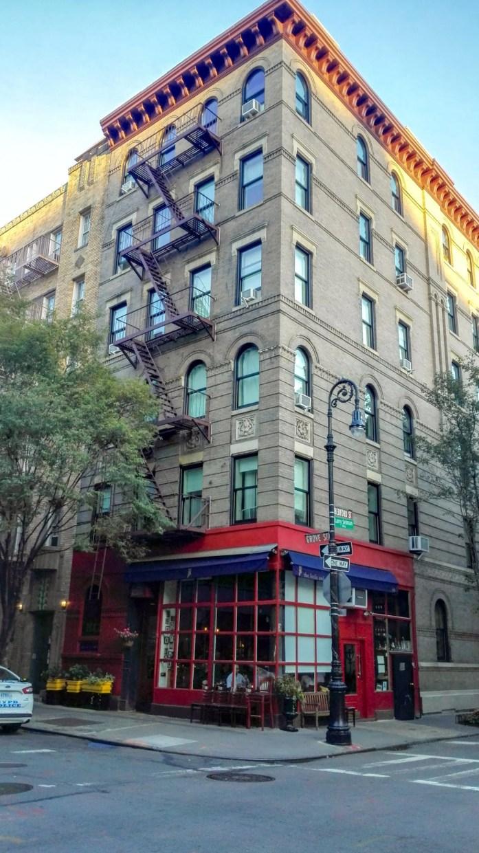 que ver en nueva york en 4 dias edificio friends