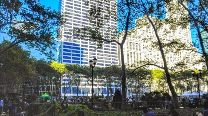 que ver en nueva york bryant park