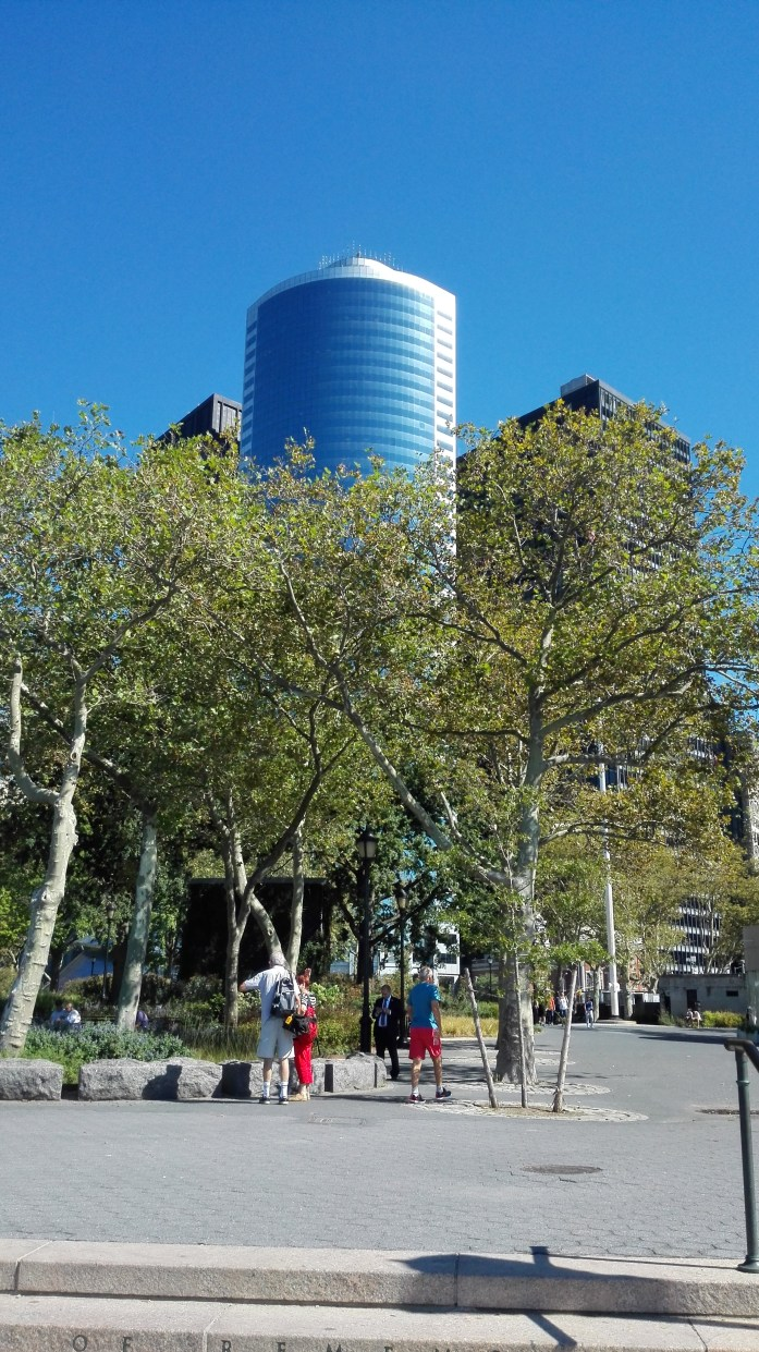 Battery Park Manhattan