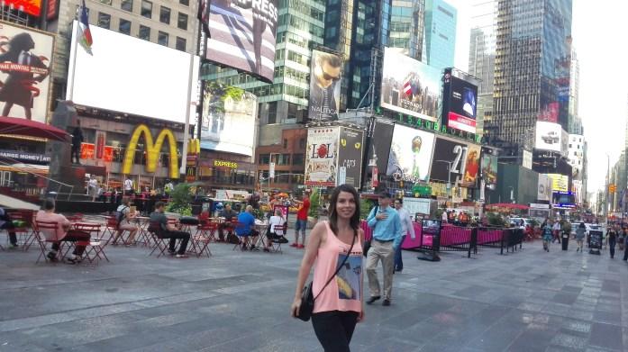 qué ver en nueva york en 4 días times square