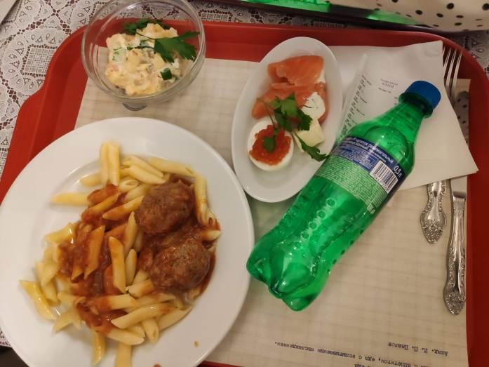dónde comer en Moscú