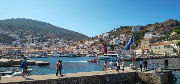 islas griegas hydra