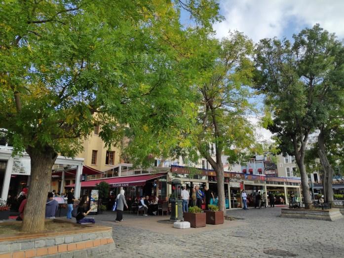 Plaza Mezquita Ortaköy