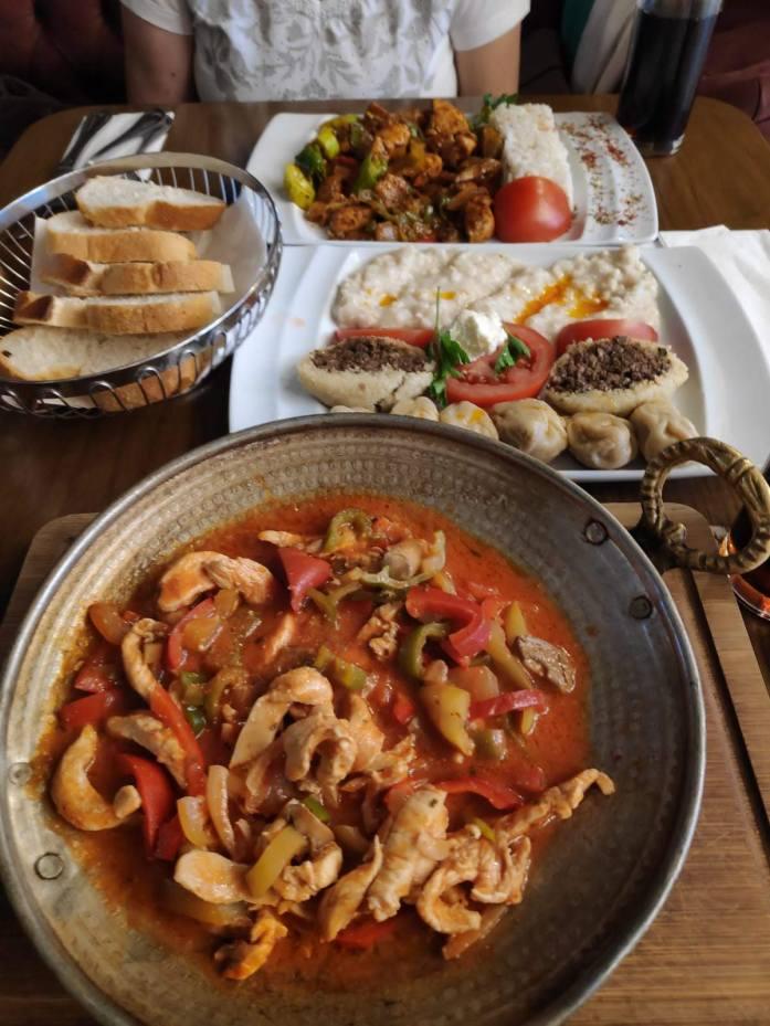 Otantik comida turca