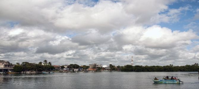 Negombo, punto de partida para recorrer Sri lanka