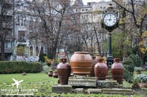 jardin Bucarest