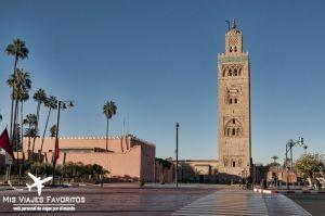 Mezquita de Koutoubia- Marrakech