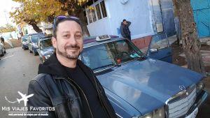 Grand Taxi mercedes 240