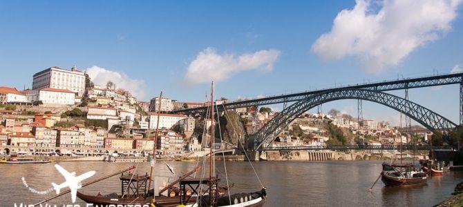Oporto, guía práctica sobre la ciudad del Duero